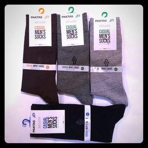 Other - Men's dress socks - 4 pairs